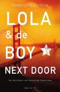 Lola & The Boy Next Door – Stephanie Perkins