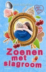 Love Story 3 - Zoenen met slagroom – Jette Schröder