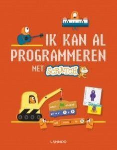 Ik kan al programmeren met Scratsch!