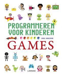Programmeren voor kinderen – Games – Carol Vorderman