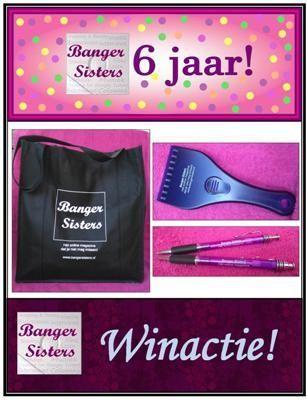 01. Banger Sisters 6 jaar! Win een Banger Sisters Fanpakket!