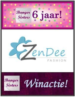 07. Banger Sisters 6 jaar! Win de jurk Love van Zendee