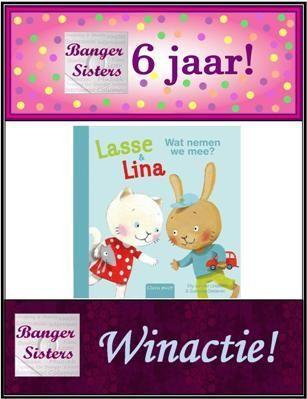 11. Banger Sisters 6 jaar! Win Lasse & Lina – Wat nemen we mee