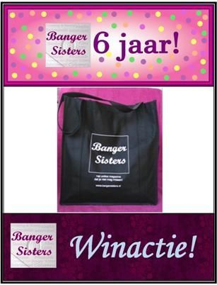 12. Banger Sisters 6 jaar! Win een Banger Sisters shopper!