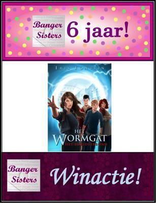 17. Banger Sisters 6 jaar! Win Het wormgat, deel 1 Het bloedverbond van Iris Fontijn