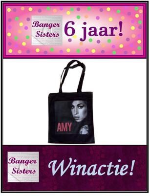 28. Banger Sisters 6 jaar! Win een tote bag van Amy Winehouse