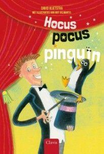 Hocus Pocus Pinguïn - David Vlietsra